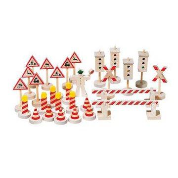 Goki® - Znaki kolejowe i sygnalizatory, Toys Pure WM 380