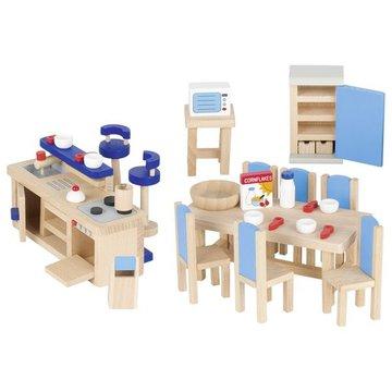 Goki® - Kuchnia nowoczesna - mebelki do domku dla lalek