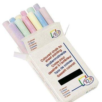 Goki® - Zestaw kredy do malowania w pudełku, Goki SP 402