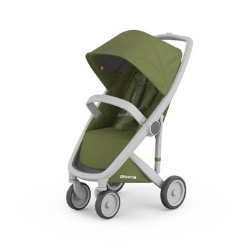 Wózek Greentom Classic grey - olive GREENTOM