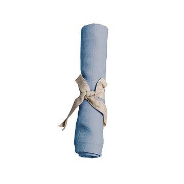 Filibabba Pieluszka muślinowa 65 x 65 cm Powder Blue FILIBABBA
