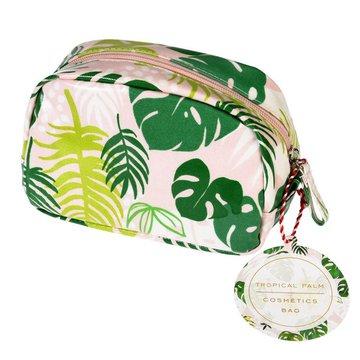 Kosmetyczka mini, Tropikalne Palmy, Rex London