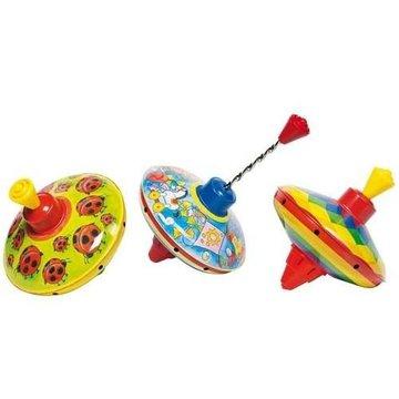 Goki® - Kolorowy bączek, zabawka dźwiękowa, Goki 53049