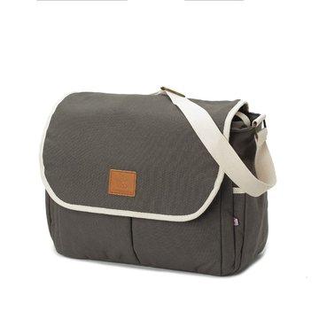 My Bag's Torba do wózka Flap Bag Happy Family grey MY BAG'S