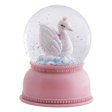 A Little Lovely Company - Świecąca kula śnieżna Księżniczka Łabędzi