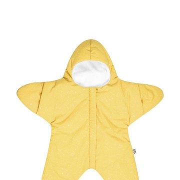 Baby Bites Kombinezon zimowy Star (3-6 miesięcy) Yellow BABY BITES
