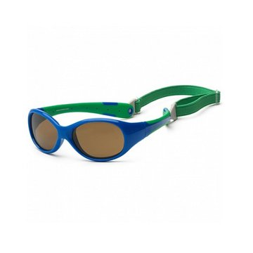 KOOLSUN Okulary FLEX Royal Green 3-6 lat Koolsun