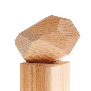 Bryły geometryczne, kolekcja naturalna 1+, Grimm's