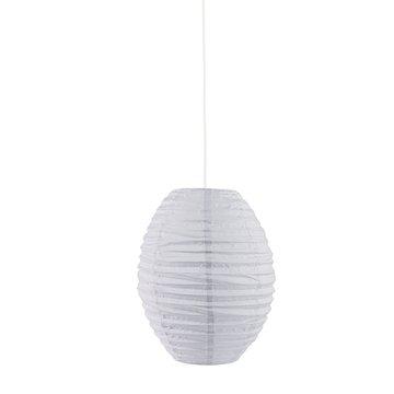 Kids Concept Abażur do Lampy Owalny Grey