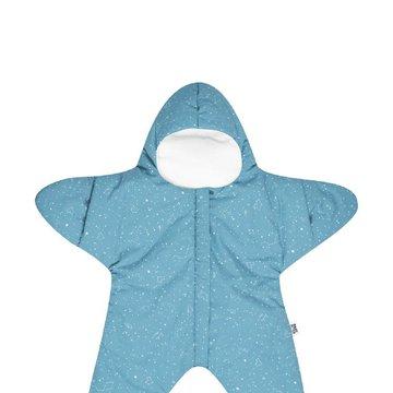 Baby Bites Kombinezon letni Star (3-6 miesięcy) Turquoise BABY BITES