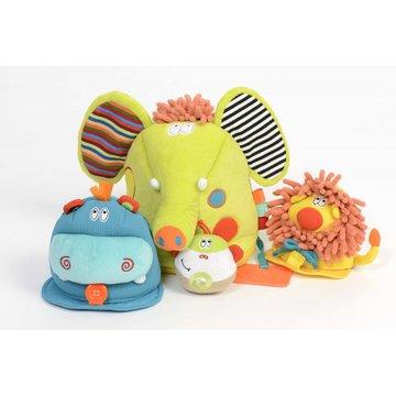 Zabawka sensoryczna 4w1, Safari, Dolce