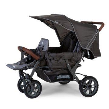 Childhome Wózek trzyosobowy Triplet NEW CHILDHOME