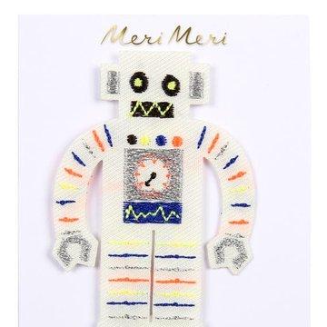 Meri Meri - Naprasowanki Robot