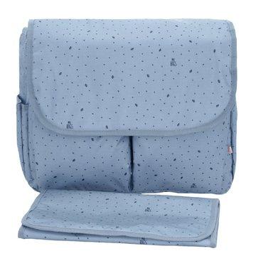 My Bag's Torba do wózka Flap Bag Leaf Blue MY BAG'S
