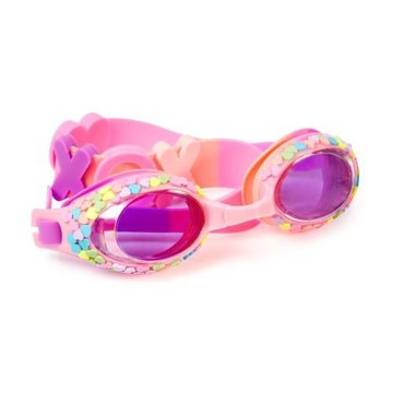 Okulary do pływania, Pastelowe Serduszka, Bling2O Bling2o