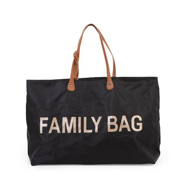 CHILDHOME - Torba Family Bag Czarna