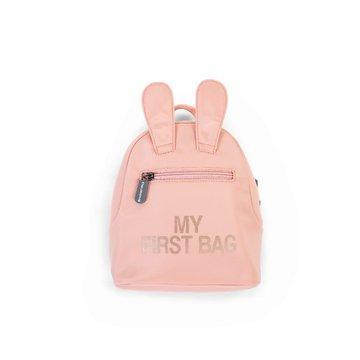 """CHILDHOME - Plecak dziecięcy """"My First Bag"""" Różowy"""