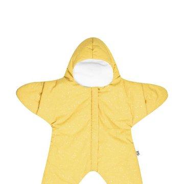 Baby Bites Kombinezon letni Star (3-6 miesięcy) Yellow BABY BITES