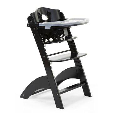 CHILDHOME - Krzesełko do karmienia Lambda 3 Black
