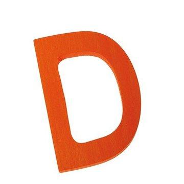Drewniana Litera D, Grimm's