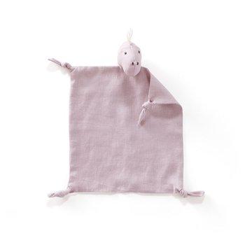 Kids Concept Przytulanka Lniana Dino Pink