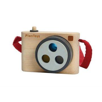 Aparat fotograficzny - kolorowy, Plan Toys