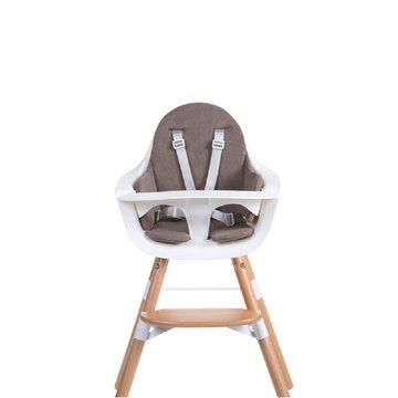 CHILDHOME - Ochraniacz Frotte do krzesełka Evolu 2 Warm Grey