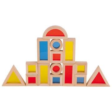 Goki® - Klocki drewniane z Oknami, GOKI-58493