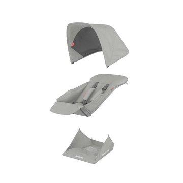Greentom Reversible grey materiał GREENTOM