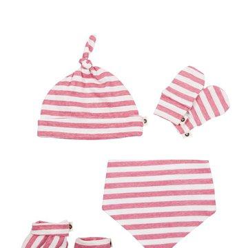 Baby Bites Zestaw dla noworodka Sailor (0-3 miesięcy) Pink BABY BITES