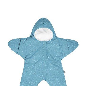 Baby Bites Kombinezon zimowy Star (3-6 miesięcy) Turquoise BABY BITES