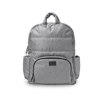 7AM - Plecak BK718 BackPack Heather Grey
