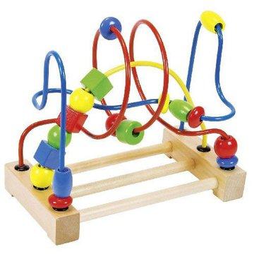 Goki® - Labirynt logiczny, gra manualna, Goki 59982