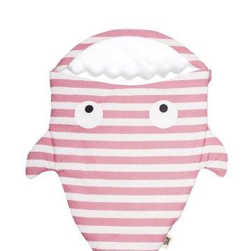 Baby Bites Śpiworek zimowy Sailor (0-3 miesięcy) Pink BABY BITES
