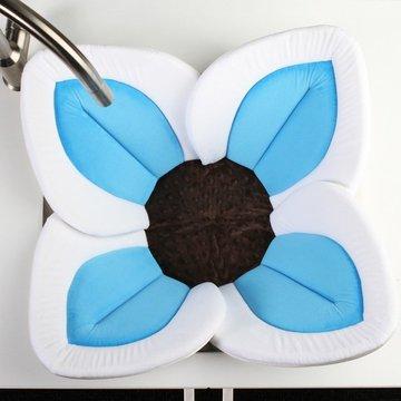 Wkładka do kąpieli, Kwiat Lotosu, turkusowy, Blooming Bath
