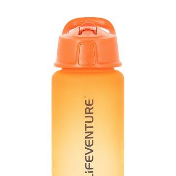 Bidon Flip-Top Lifeventure 750 ml - Orange