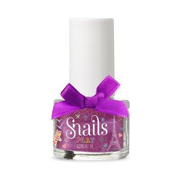 Lakier do paznokci dla dzieci Snails Play - Raspberry Pie - Edycja Specjalna