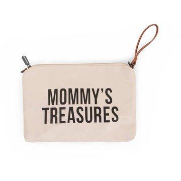 CHILDHOME - Torebka Mommy's Treasures Kremowa