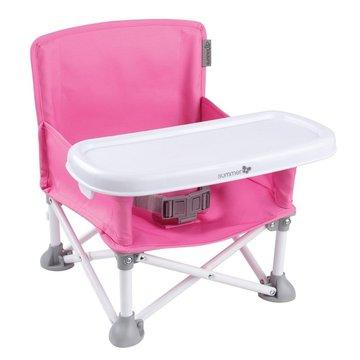 Summer Infant - Summer Krzesełko Podróżne Pop N Sit Pink
