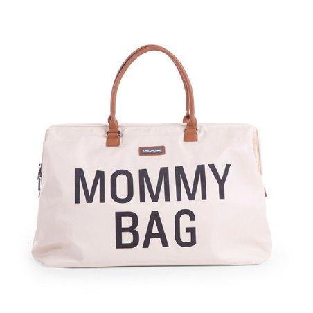 CHILDHOME - Torba Mommy Bag Kremowa