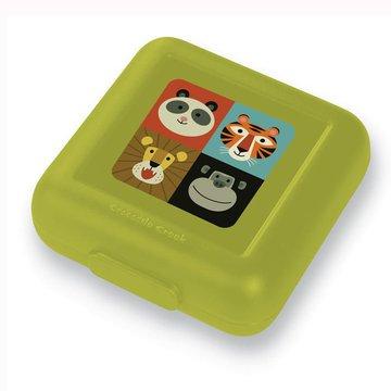 Crocodile Creek® - Pudełko na kanapki, motyw dzikie zwierzęta, CC