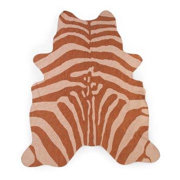 CHILDHOME - Dywan Zebra 145x160 nude