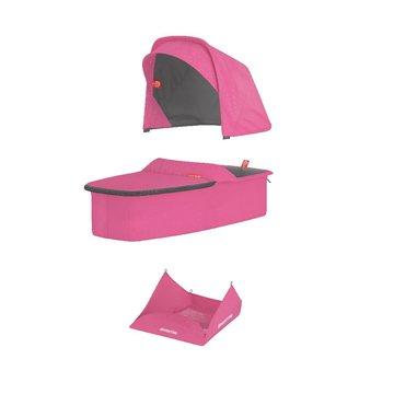 Greentom Carrycot pink materiał GREENTOM
