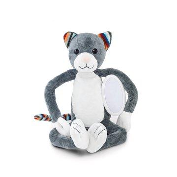 Zazu Kids - Zazu KATIE Lampka Nocna Pluszowy Kot