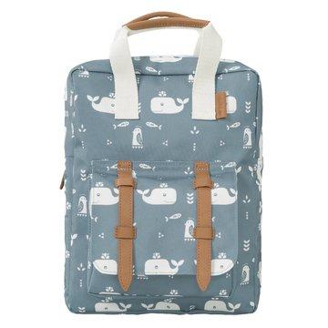 Fresk Plecak Wieloryb niebieski FRESK