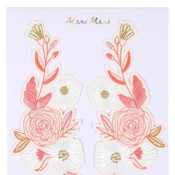 Meri Meri - Naprasowanki Kwiaty