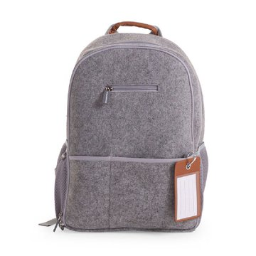 CHILDHOME - Plecak filcowy z przewijakiem