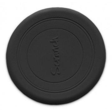 Funkit world - Silikonowy dysk Scrunch - Czarny