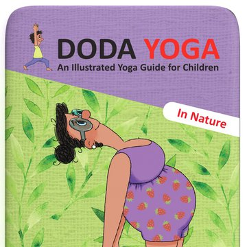 Karty Doda Yoga The Purple Cow - Natura wer. ang
