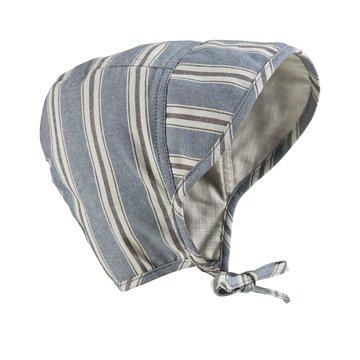 Elodie Details - Czapka Baby Bonnet - Sandy Stripe 6-12 m-cy